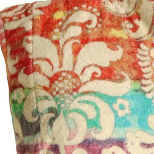 Fresco Towels strandtas Rainbow Damask