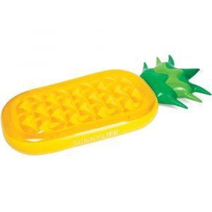 Sunnylife luxe luchtbed Ananas