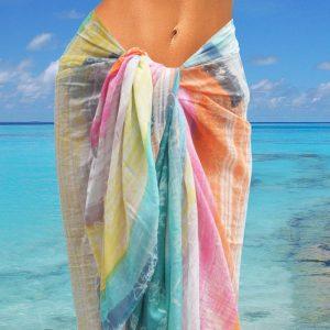 Pareo Pastel Rainbow