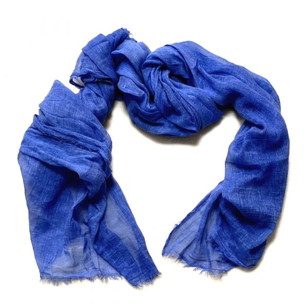 Pareo Washed Cobalt