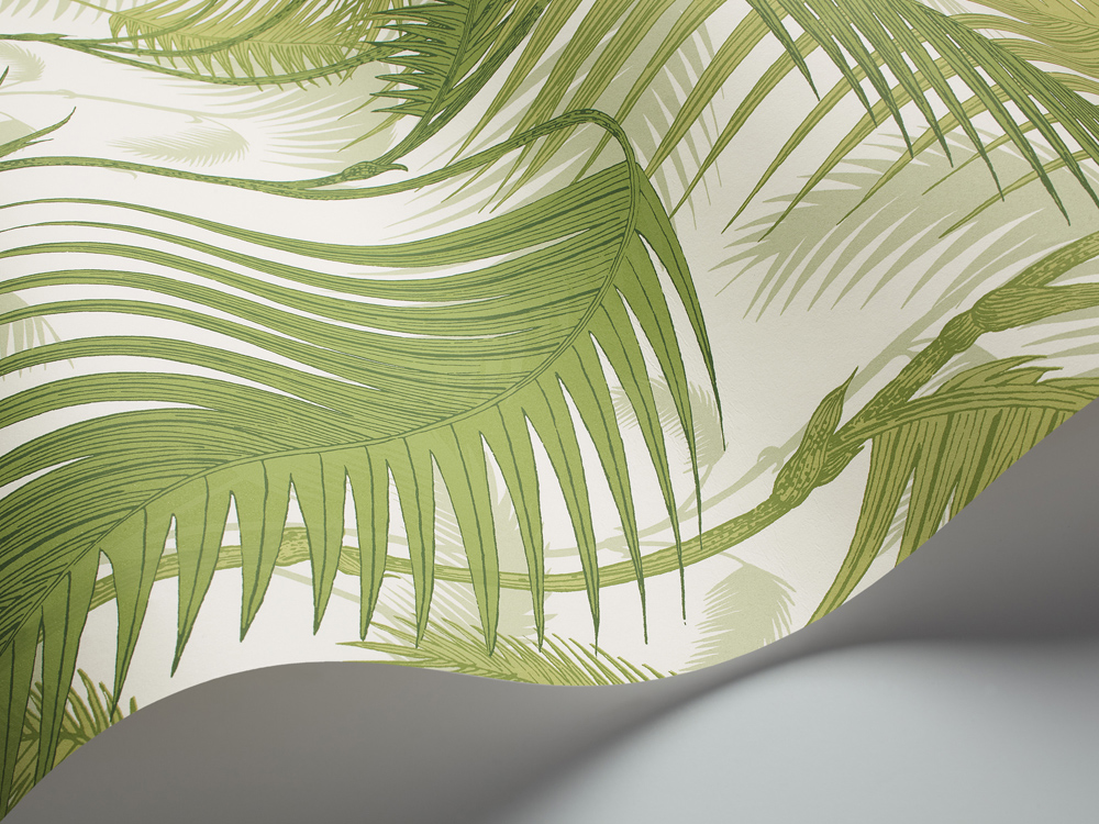 Cole and Son behang Palm Jungle 1001