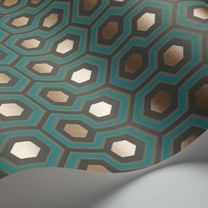 Cole and Son behang Hicks Hexagon 3018