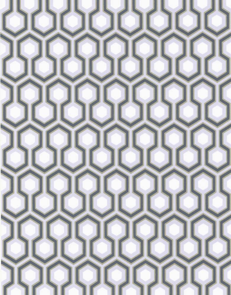 Cole and Son behang Hicks Hexagon 8055
