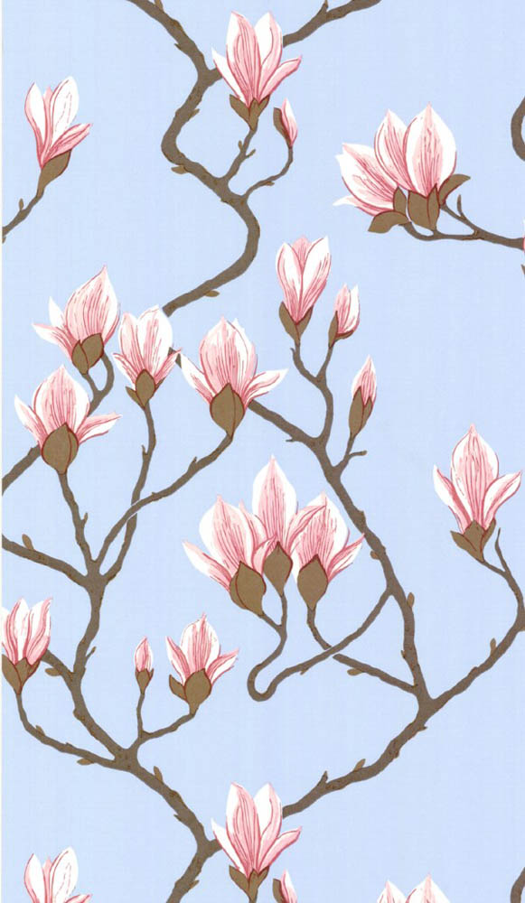 Cole and Son behang Magnolia 3011