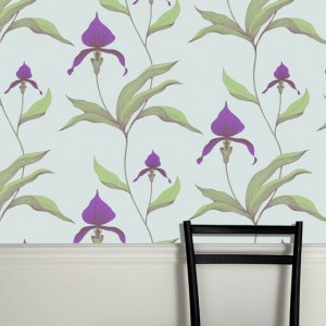 Cole and Son behang Orchid 4026