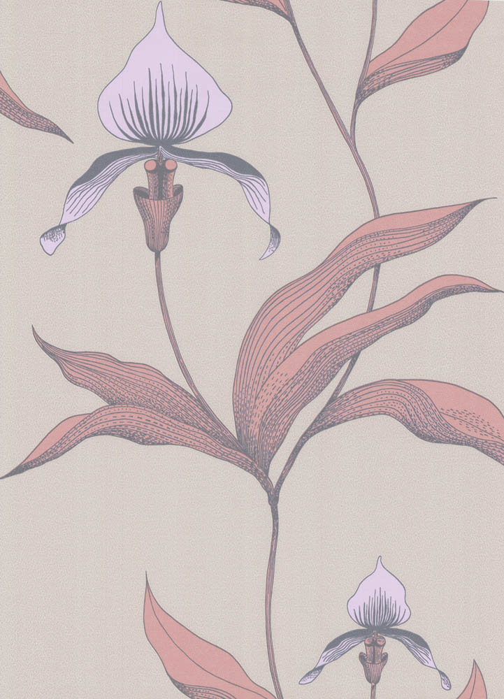 Cole and Son behang Orchid 4025
