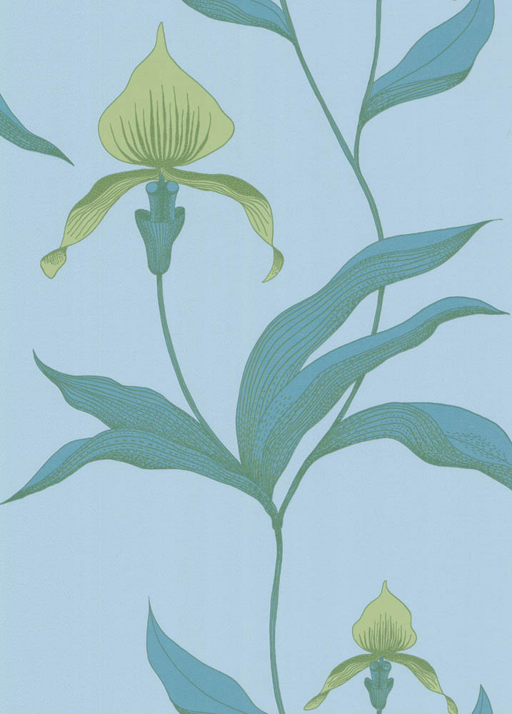 Cole and Son behang Orchid 4029