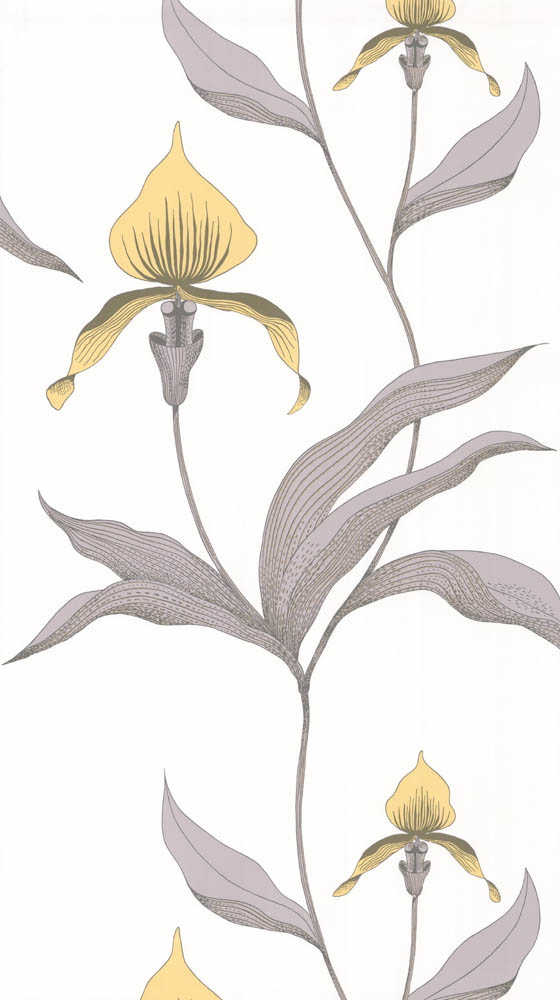 Cole and Son behang Orchid 10057