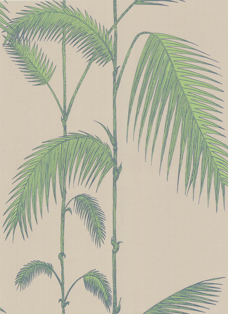 Cole and Son behang Palm Leaves 2011