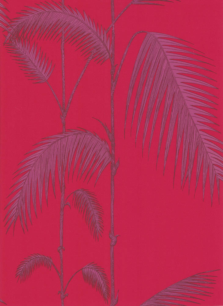 Cole and Son behang Palm Leaves 2015