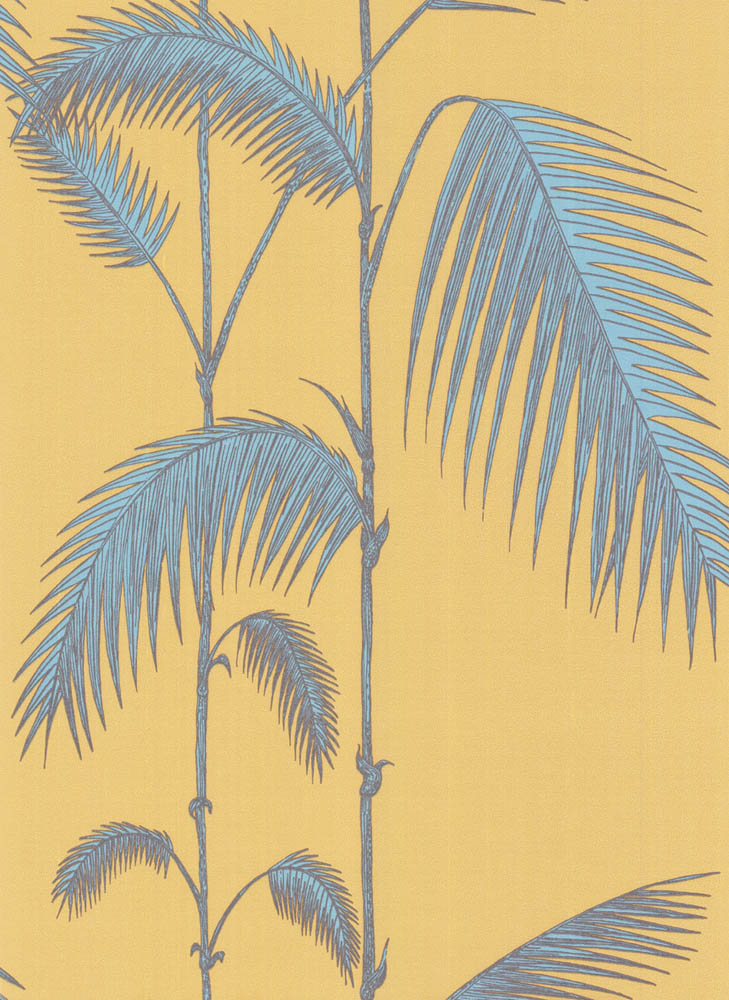 Cole and Son behang Palm Leaves 2016