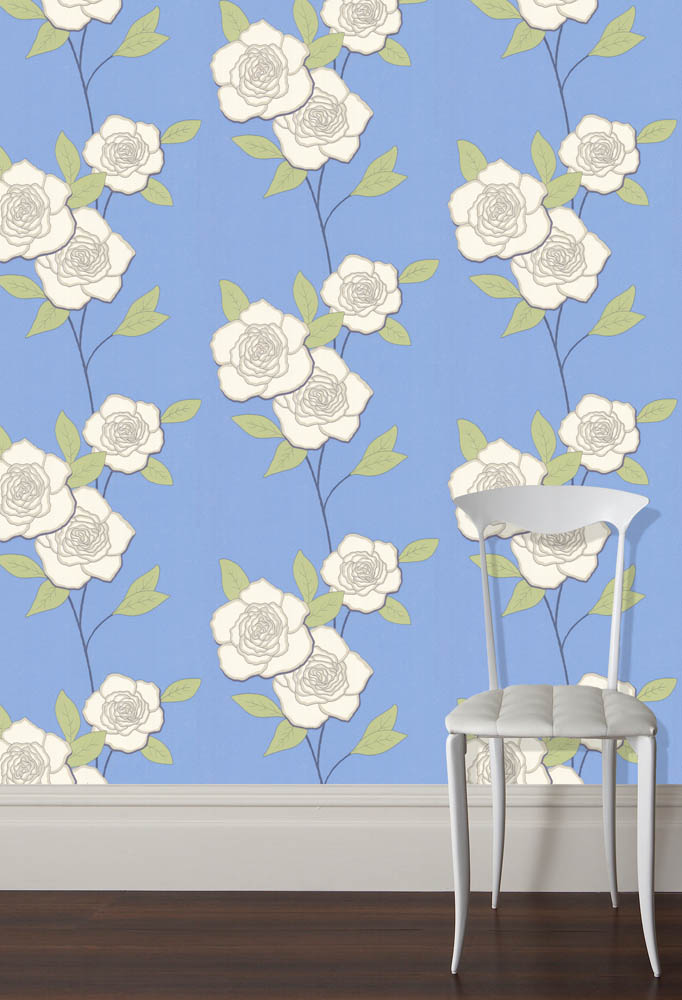 Cole and Son behang Paper Roses 6123