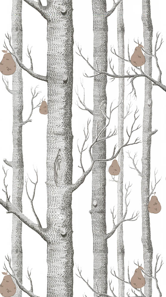 Cole and Son behang Woods and Pears 4027