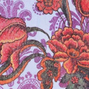 Fresco Towels strandtas Damask Flowers
