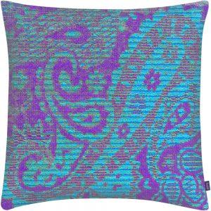 Aaizi kussen Mazan Purple Azur square