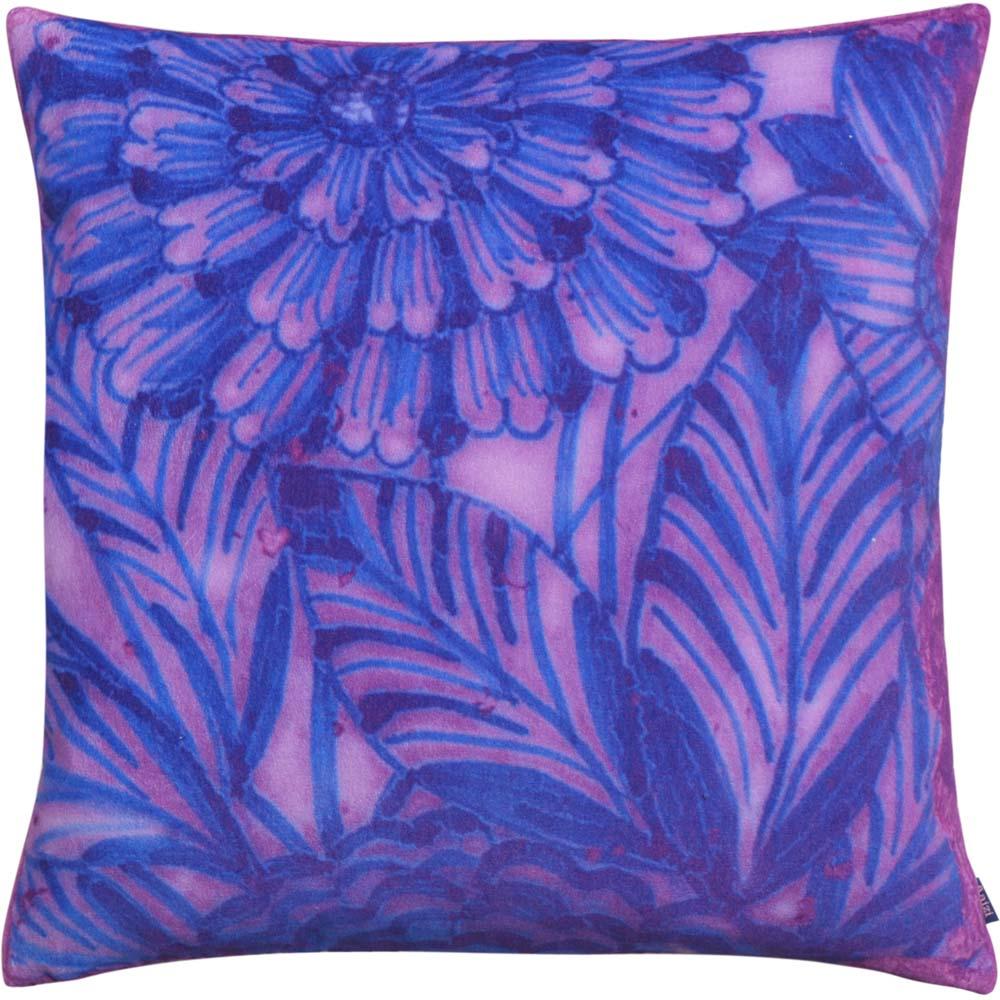 Aaizi kussen Mille Fleurs Purple