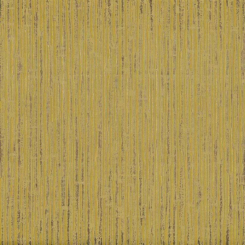Casamance wandbekleding Bel Air geel