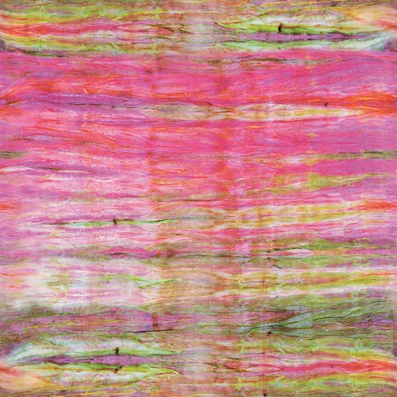 Casamance panoramisch behang Emotion Panoramique pink