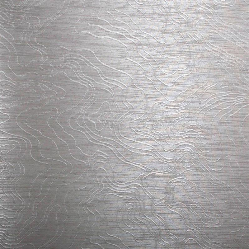 Casamance wandbekleding Merani grijs