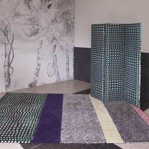 Christian Lacroix tapijt Cabane Mediterranee