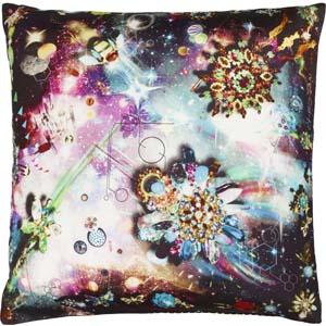 Christian Lacroix kussen Cosmos Nuit