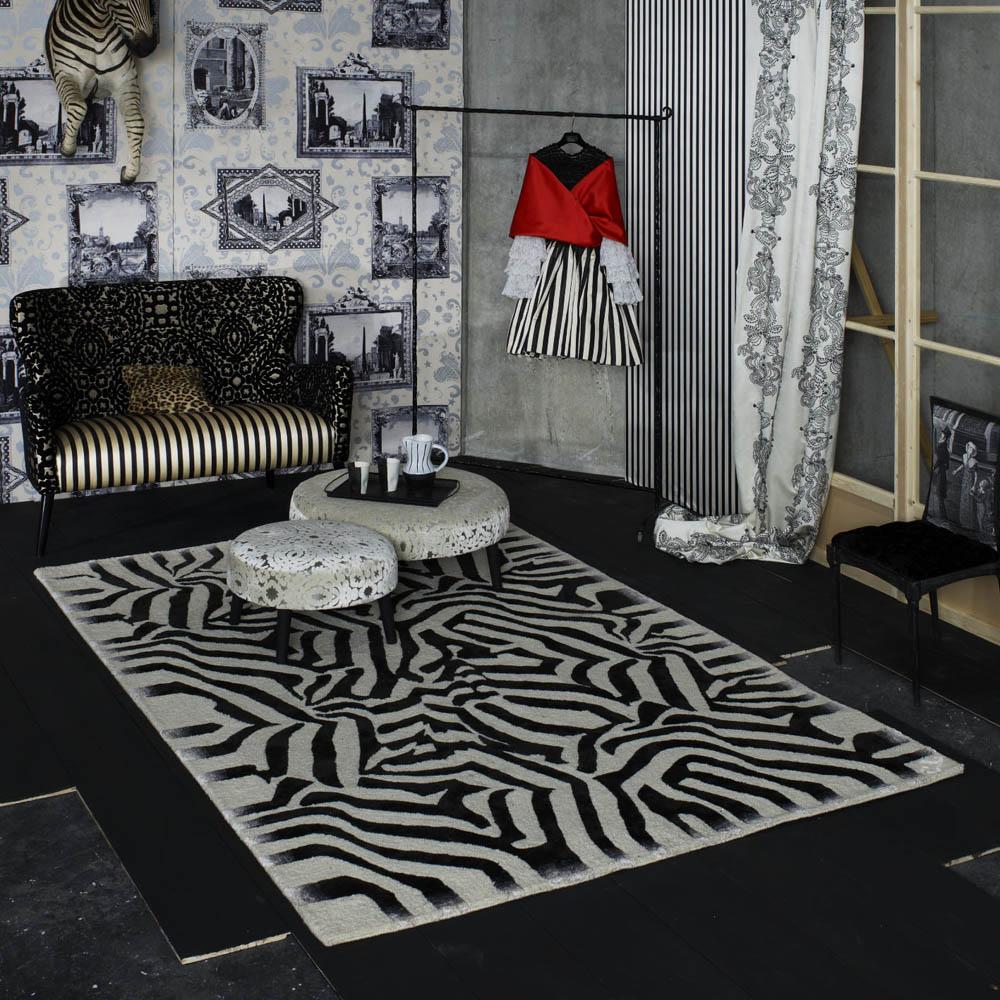 Christian Lacroix tapijt Riviera Jais