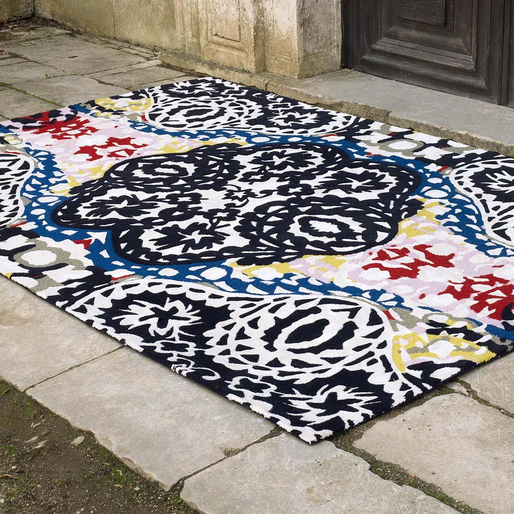 Christian Lacroix tapijt Souk Multicolore