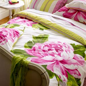 Designers Guild beddengoed Charlottenberg Rose