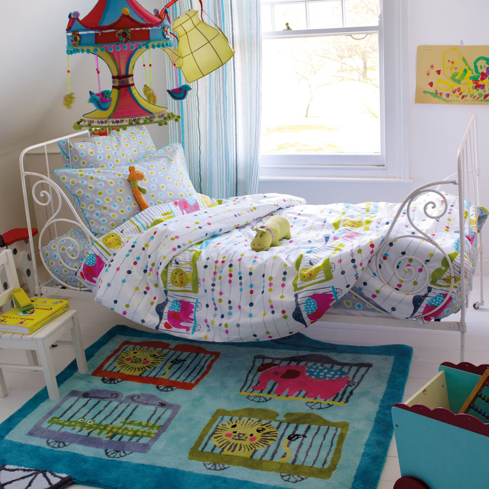 Designers Guild Kids beddengoed Circus Parade