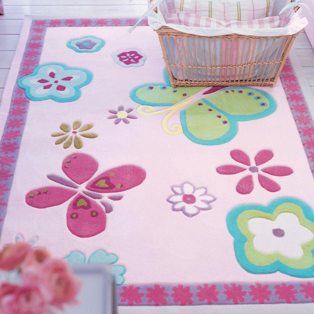 Designers Guild Kids tapijt Elgin Flower