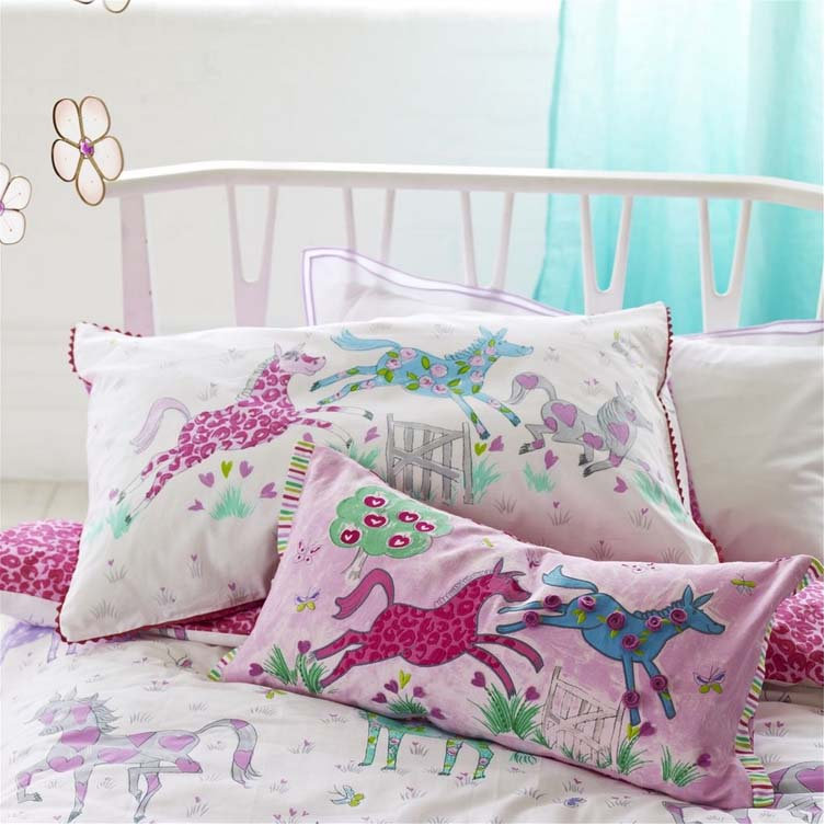 Designers Guild Kids beddengoed Horsing Around