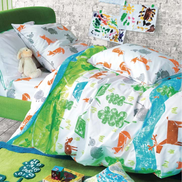 Designers Guild Kids beddengoed The Great Outdoors