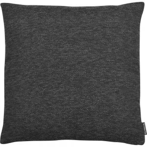 The Cushion Shop kussen Melange black