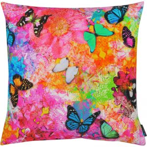 The Cushion Shop kussen Butterflies