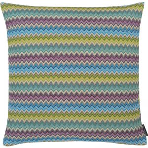 The Cushion Shop kussen Chevron blue