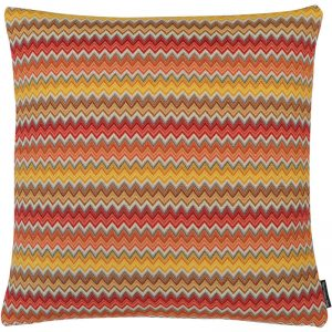 The Cushion Shop kussen Chevron terra