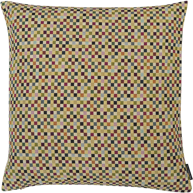 The Cushion Shop kussen Block XS multi
