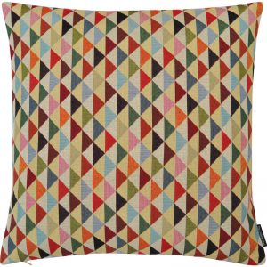 The Cushion Shop kussen Harlequin multi
