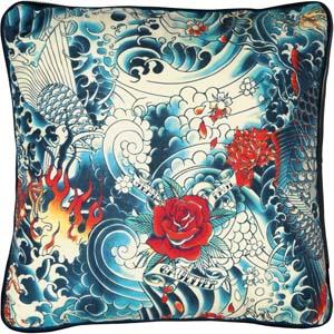 Jean Paul Gaultier Home kussen Tender bengale