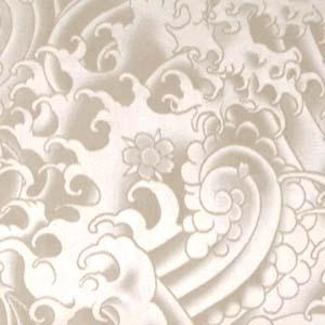 Jean Paul Gaultier Home kussen Sagesse beige