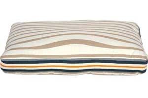 Jean Paul Gaultier Home kussen Reversible beige