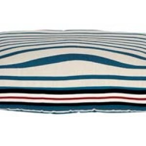 Jean Paul Gaultier Home kussen Reversible baltique