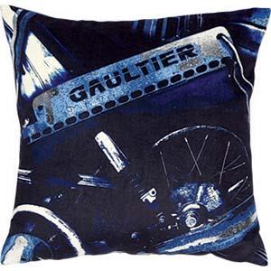 Jean Paul Gaultier Home kussen Viril Indigo