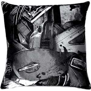 Jean Paul Gaultier Home kussen Emile Noir