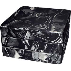 Jean Paul Gaultier Home poef Assise Parfait Noir