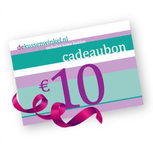 Cadeaubon 10