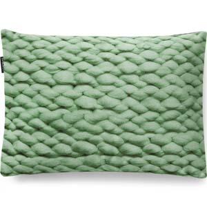 Snurk kussen Twirre groen
