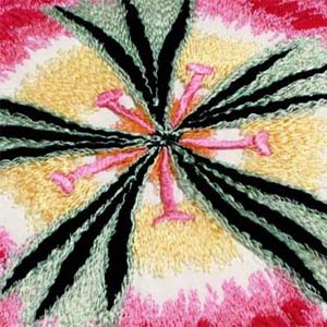 Missoni Home kussen Passion Flower T03