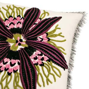 Missoni Home kussen Passion Flower T04