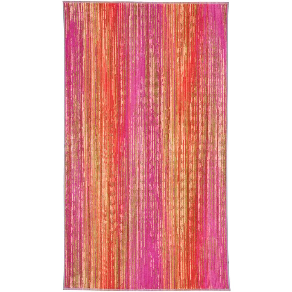 Elaiva strandlaken Grass Pink